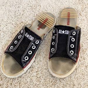 Converse slip on Sandals unisex